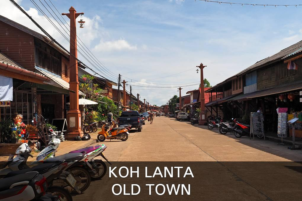 Click for more information about Old Town in Koh Lanta