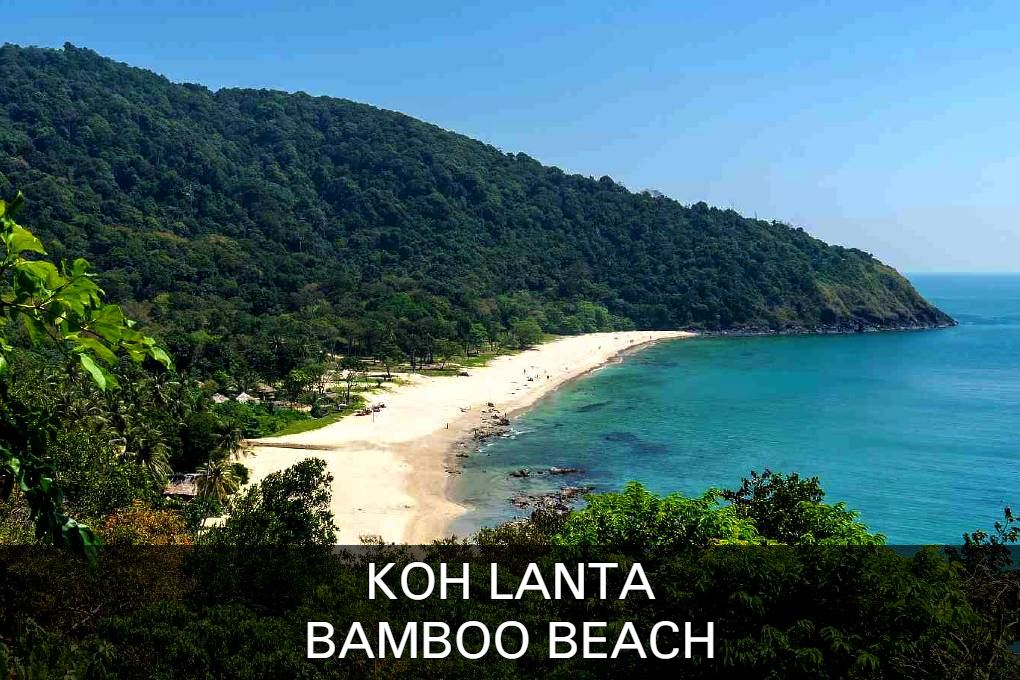 Click here if you want to know more about Bamboo Beach on Koh Lanta