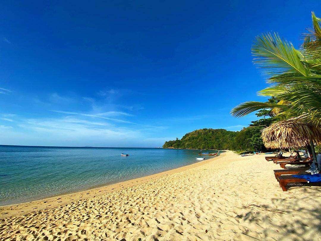 Main Beach op Koh Ngai