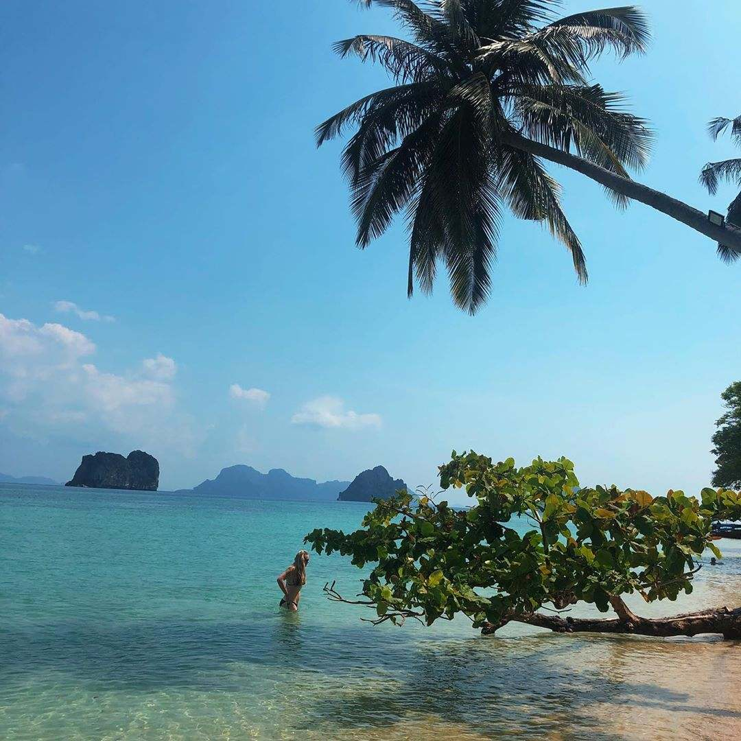 The beautiful island of Koh Ngai in the south of Thailand