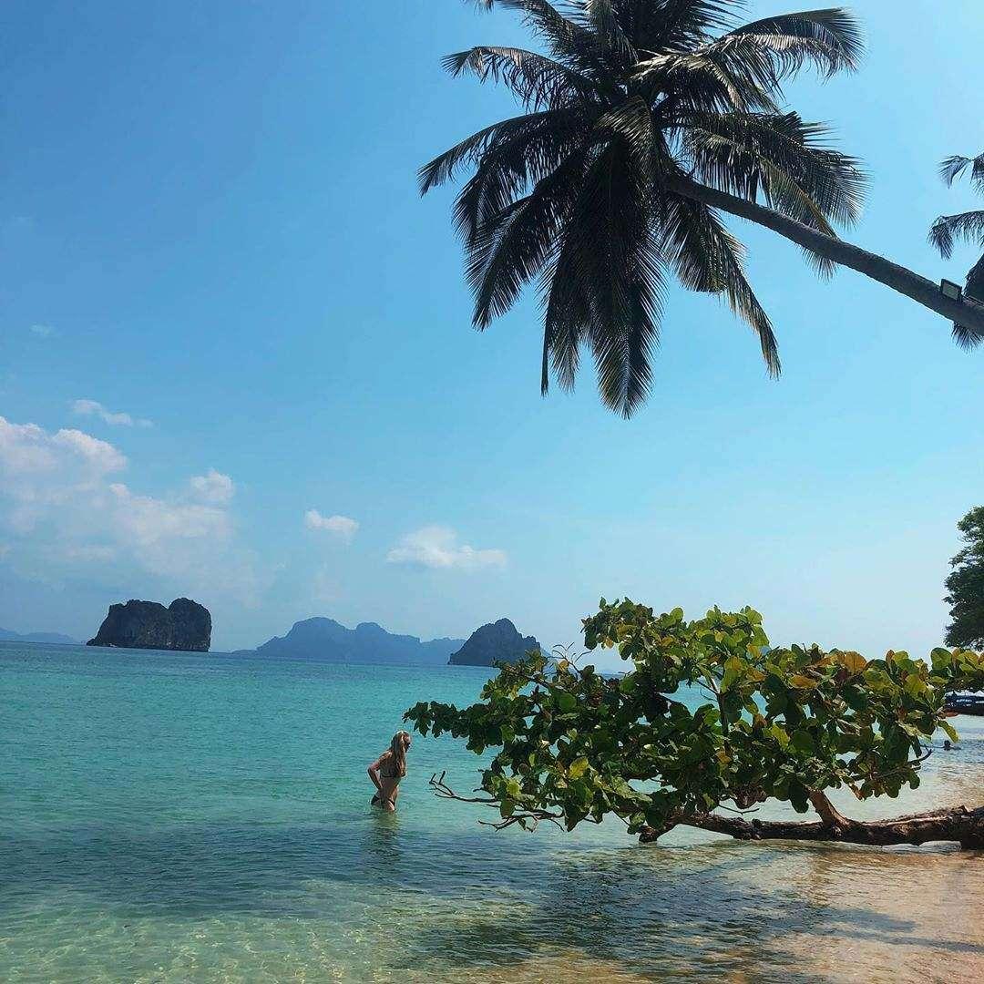 Het supermooie eiland Koh Ngai in het zuiden van Thailand