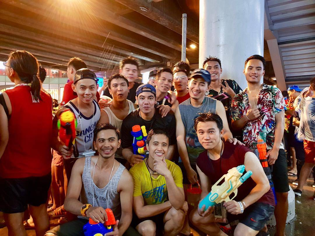Picture This: Songkran