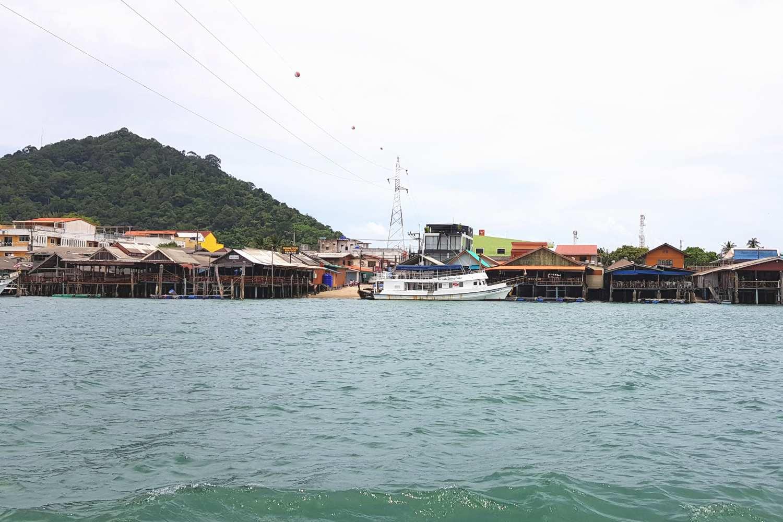 Saladan Pier at Koh Lanta