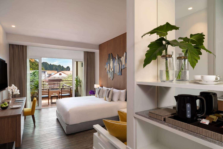 De standaard Avani Room van het Avani Ao Nang Cliff Krabi Resort