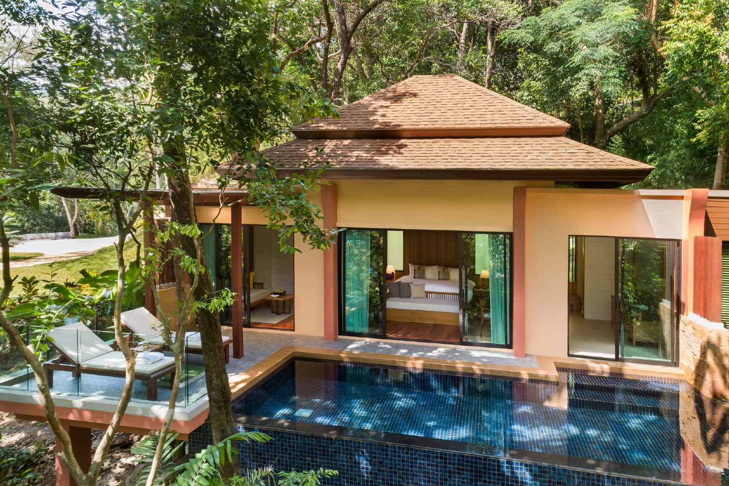 The Avani Two Bedroom Villa of the Avani Ao Nang Cliff Krabi Resort