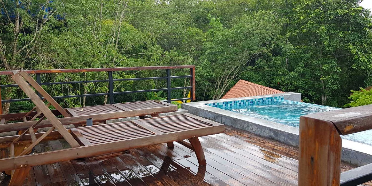 Villa with private pool and beautiful views