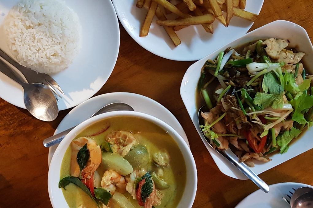 Authentic Thai dishes from Ma Ki Ni