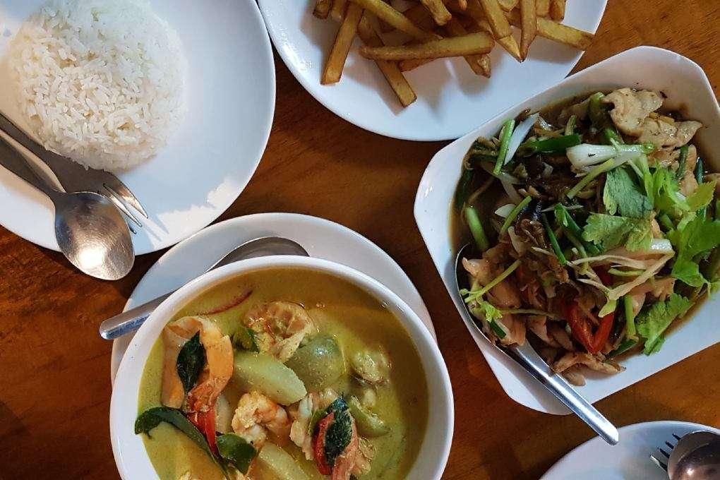 Authentieke Thaise gerechten van Ma Ki Ni