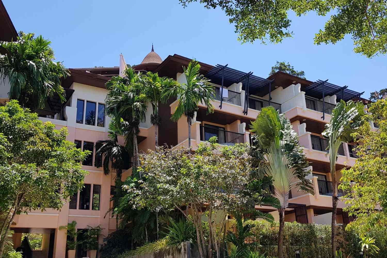 Het Avani Ao Nang Cliff Krabi Resort