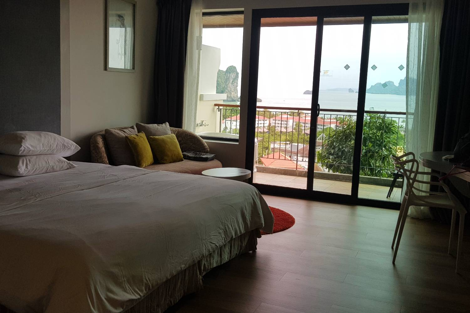 De Avani Superior Sea View Room in Ao Nang