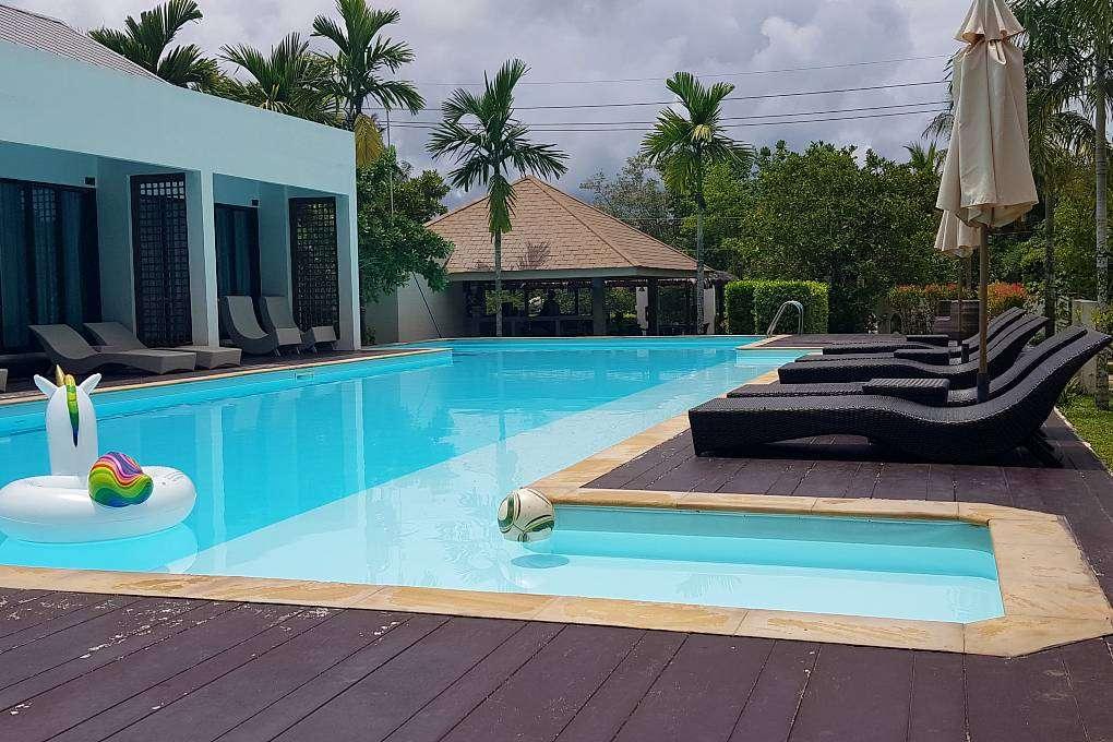 Hotel with pool Koh Mook, MookLamai Resort
