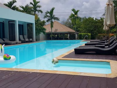 Villas With Access To The Pool On Koh Mook