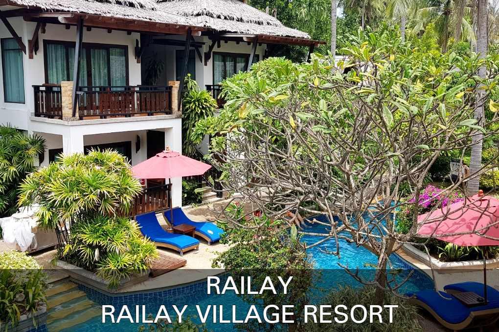 Klik hier als je onze review over het Railay Village Resort wilt lezen