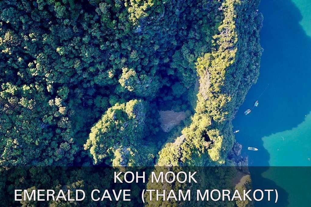 Klik Hier Voor Het Artikel Over De Emerald Cave (Tham Morakot) Op Koh Mook
