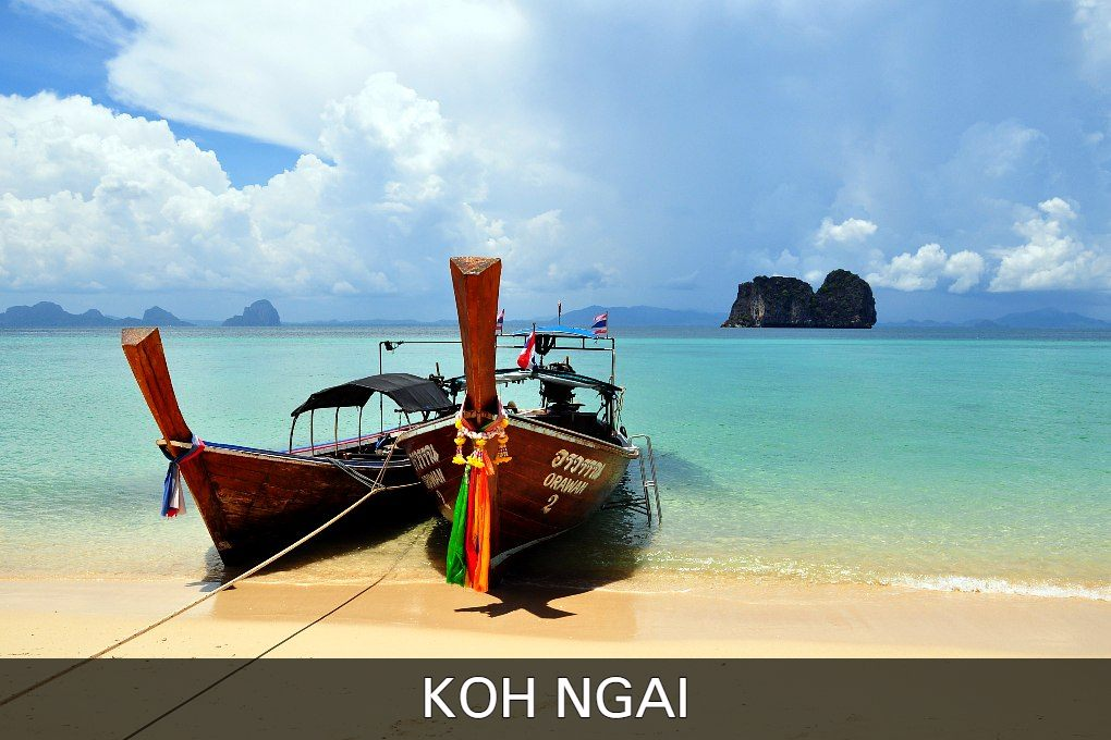 Click here for all information about Koh Ngai