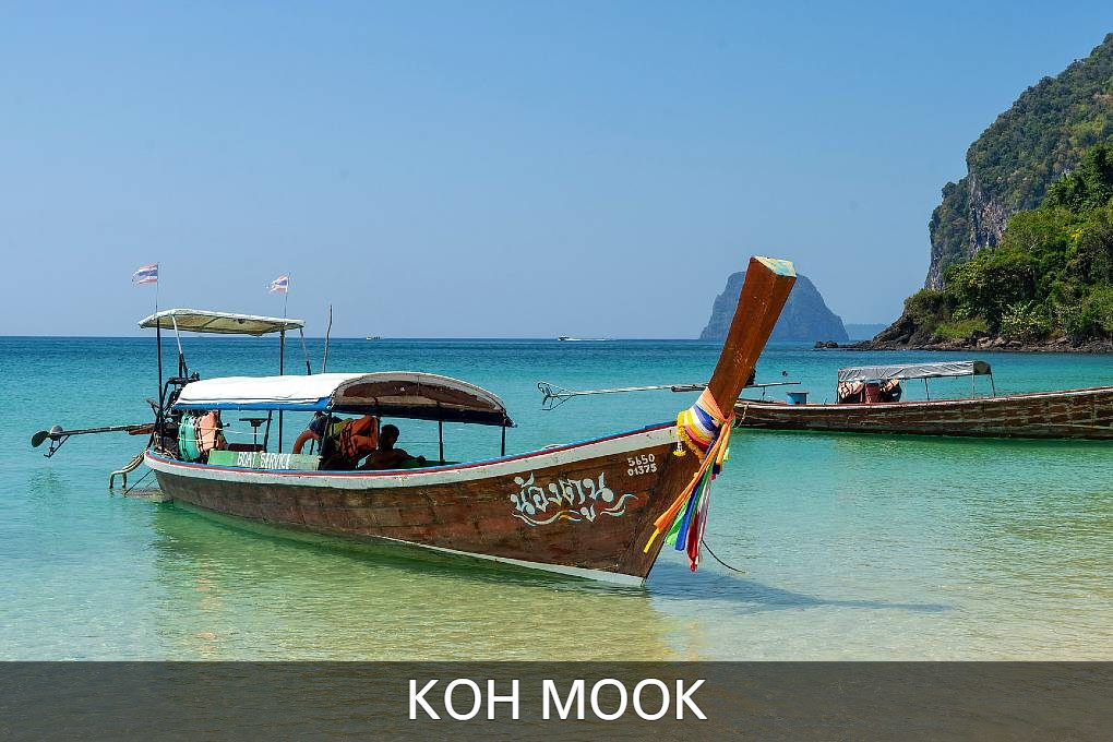 Read on for all articles about the island of Koh Mook.