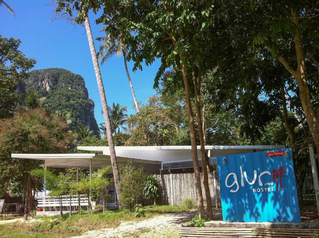 The Glur Hostel (one of the best hotels in Ao Nang)