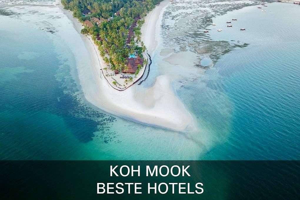Klik hier voor de beste hotels van Koh Mook