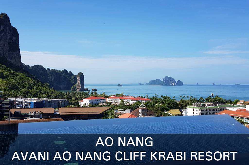 Click here if you want to read more about the Avani Ao Nang Cliff Krabi Resort.