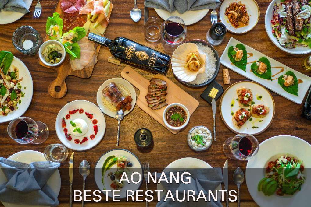 Bekijk Hier De Beste Restaurants Van Ao Nang