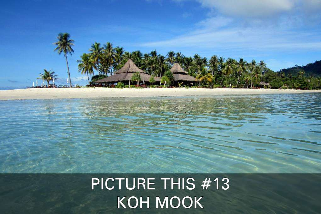 Take a look at our selection of pictures of beautiful Koh Mook.