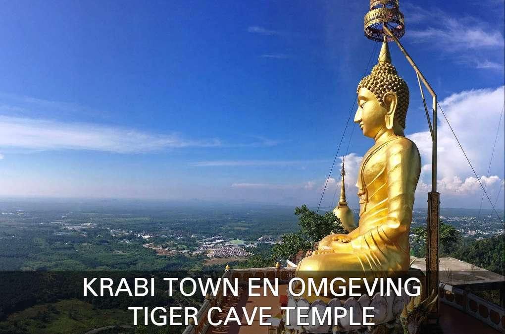 Klik hier om alles over de Tiger Cave Temple vlakbij Krabi Town te lezen