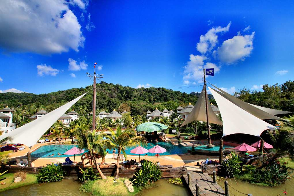 The Krabi Resort (one of the best hotels in Ao Nang)