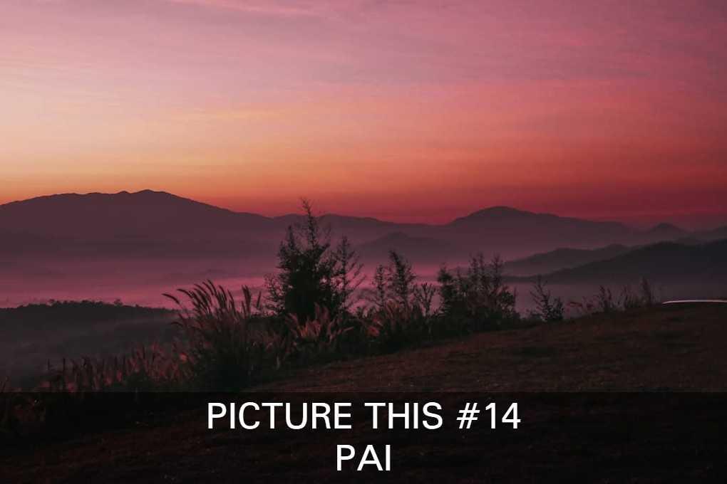 Klik Hier Als Je Mooie Foto's Wilt Zien Van Pai In Het Noorden Van Thailand