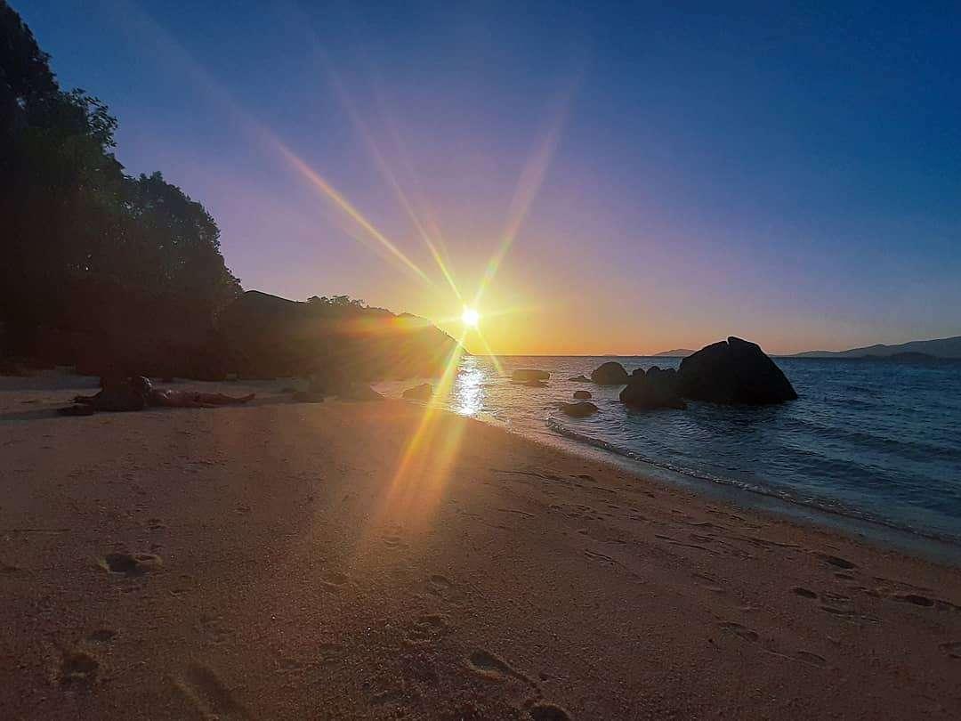 Zonsondergang op Koh Lipe