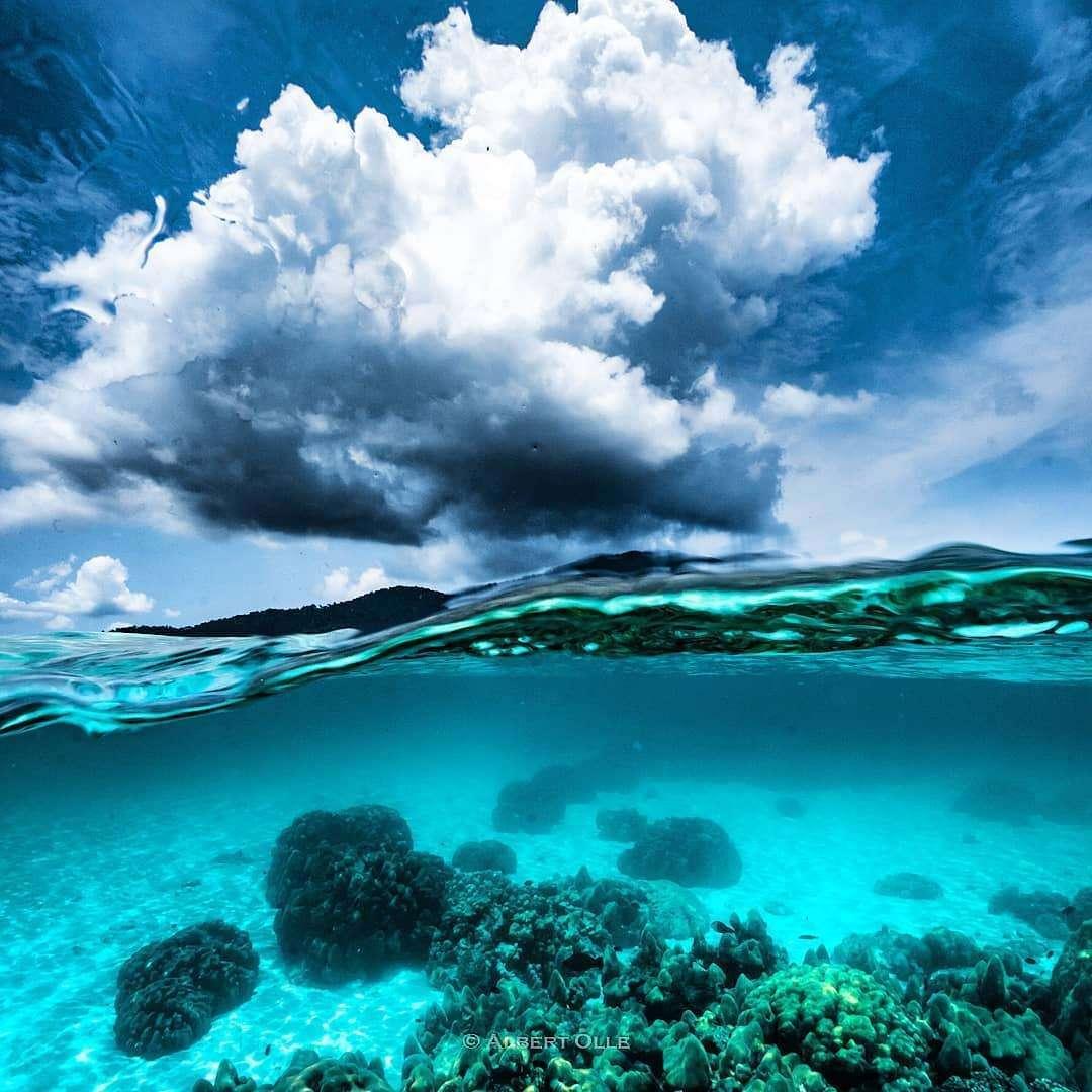 Onderwater op koh lipe