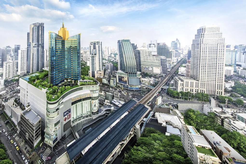 Hotel Grande Centre Point Hotel Terminal21 Asok - Large hotel in Bangkok next to the BTS sky train