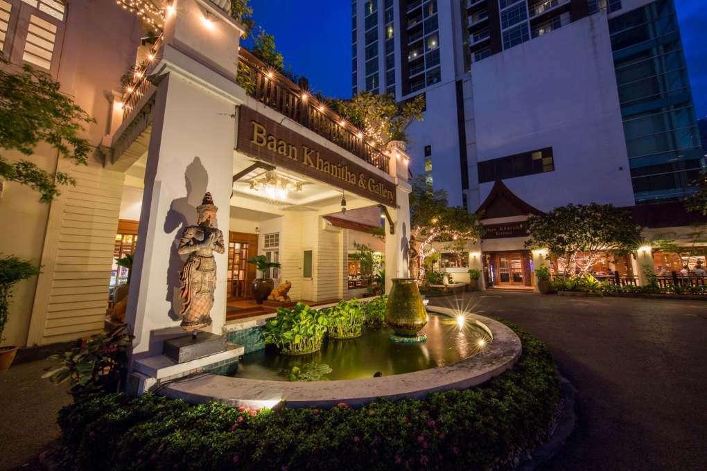 Baan Khanitha in Bangkok