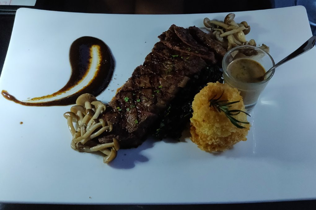 Wagyu Beef at Long Table