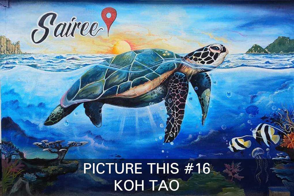 Bekijk Supermooie Foto's Van Koh Tao