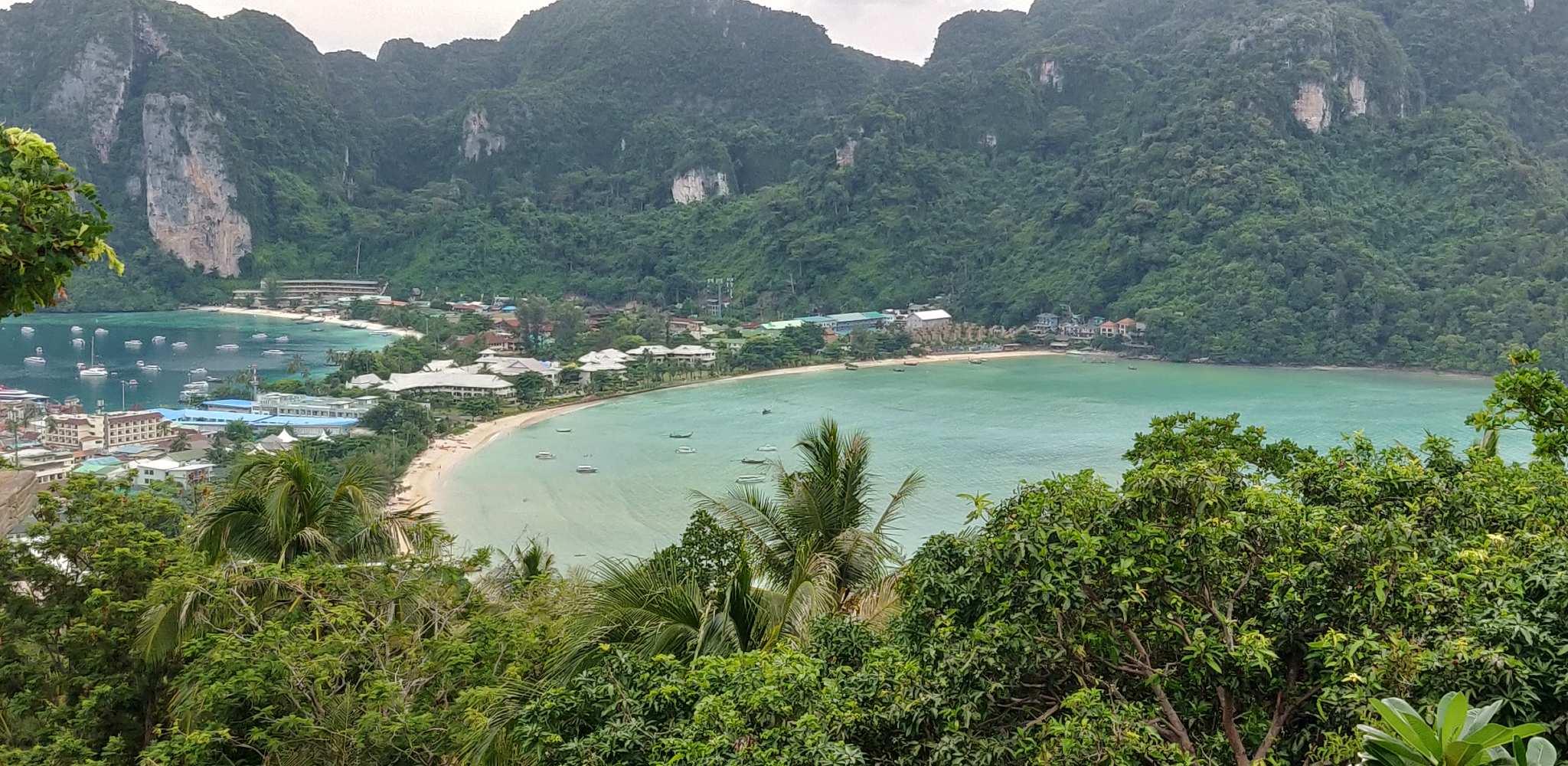 Loh Dalum Beach, strand Koh Lipe