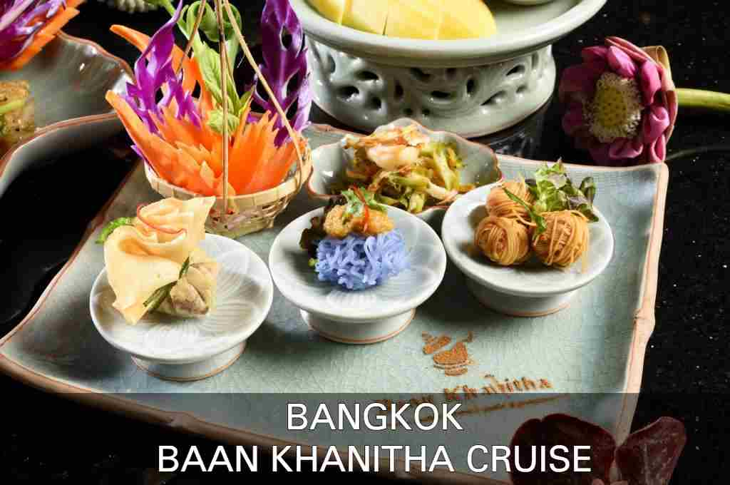 Lees Hier Alles Onze Review Over De Baan Khanitha Cruise In Bangkok