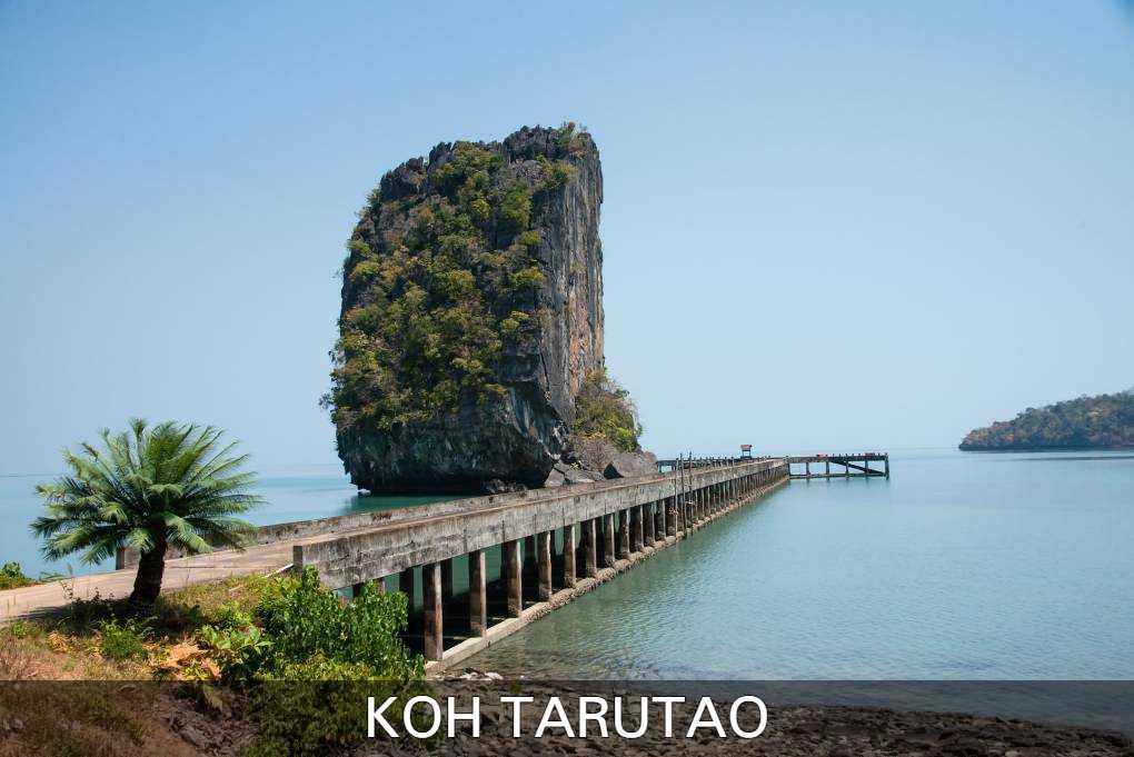 Lees Hier Alles Over Koh Tarutao