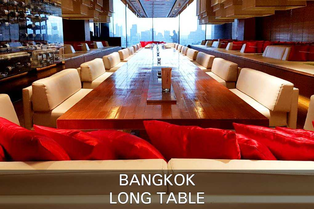 Lees Hier Meer Over Long Table In Bangkok