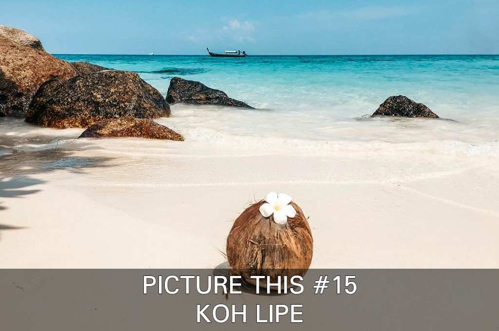 Take a look here at some super nice pictures of Koh Lipe