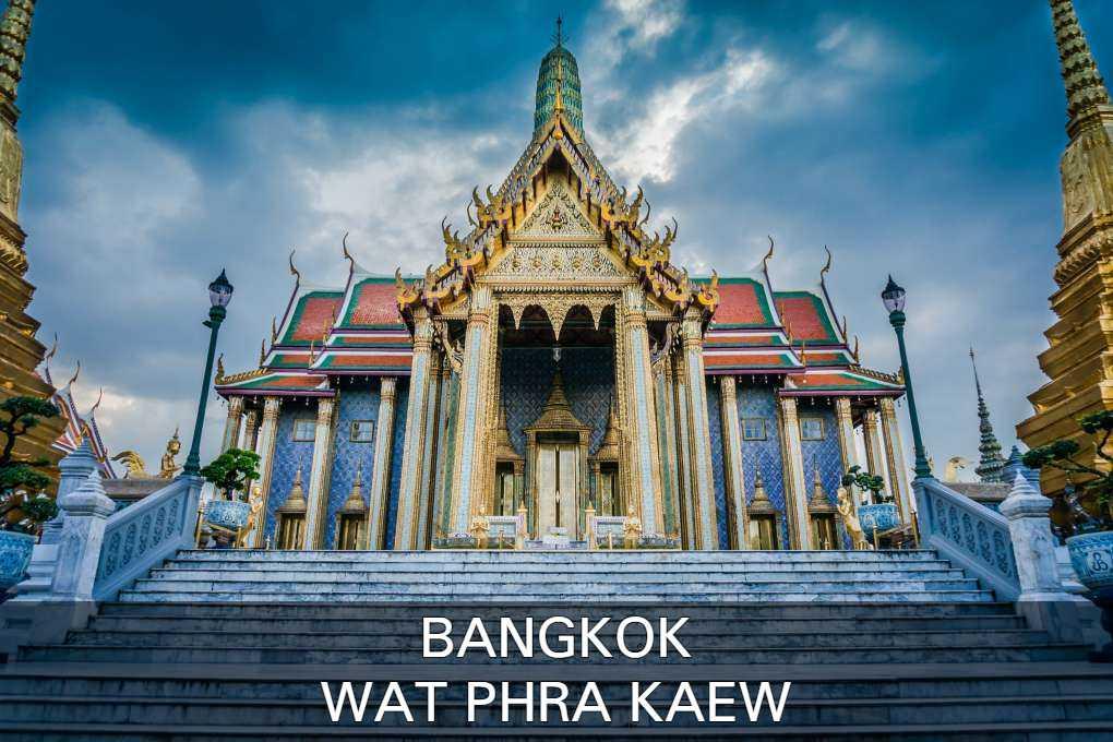 Lees Hier Over De Wat Phra Kaew, De Belangrijkste Tempel Van Thailand