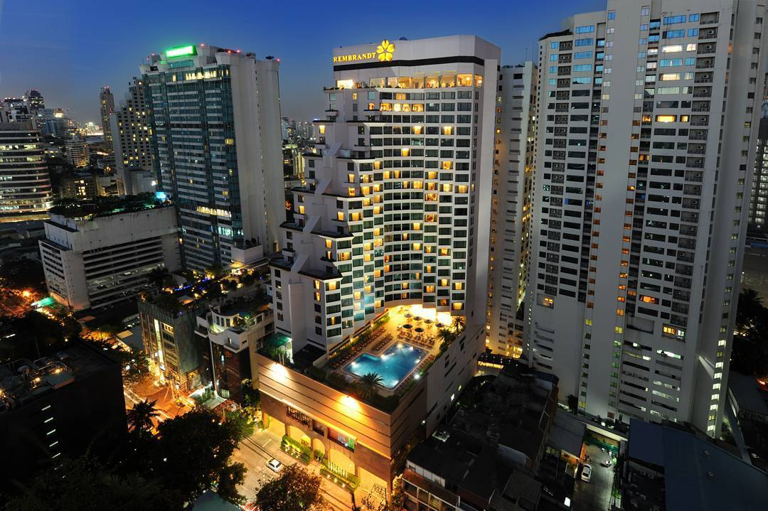 Rembrandt Hotel & Suites in the Asok district, Bangkok
