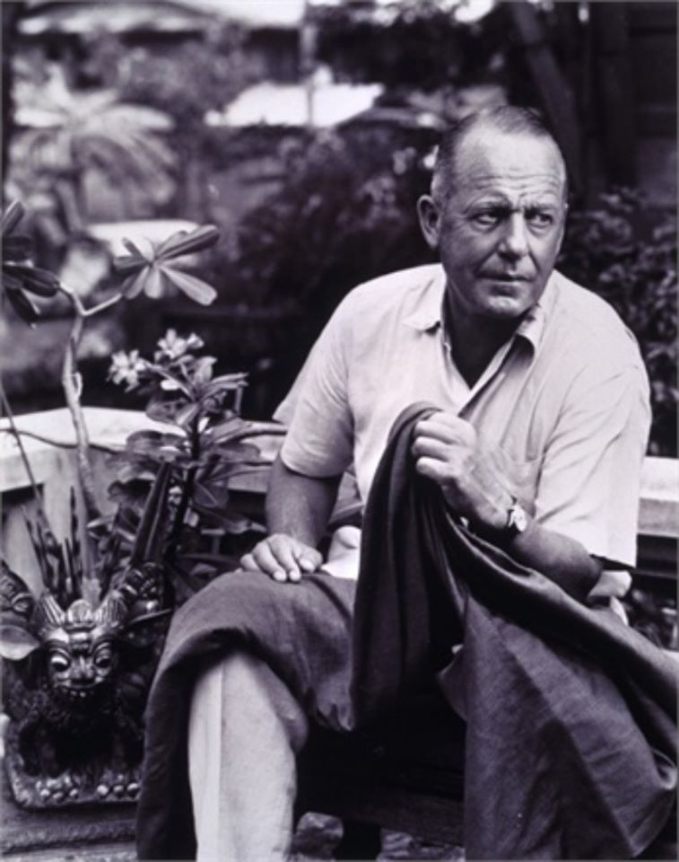 Een portret van James H.W. Thompson (Jim Thompson)