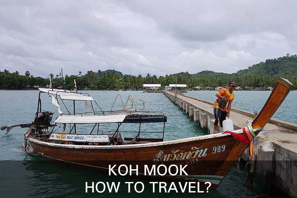 Read how to travel to Koh Mook