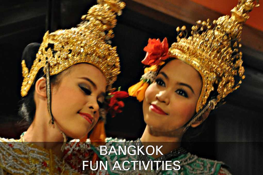 Click here to see the fun activites in Bangkok