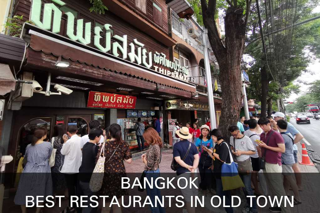 Read More About Bangkok's Best Restaurants In Old Town