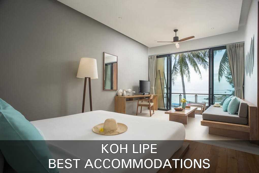 See The Best Hotels On Koh Lipe
