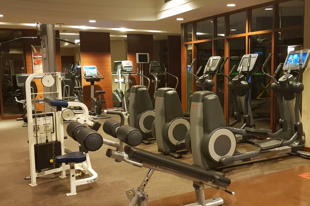 Fitnessstudio van The Westin Grande Sukhumvit