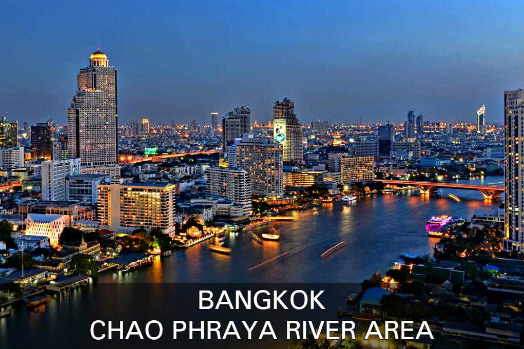 Read About The Chao Phraya River Area In Bangkok