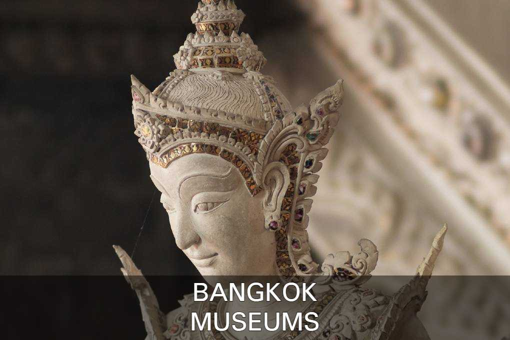 read all about Bangkok's museums