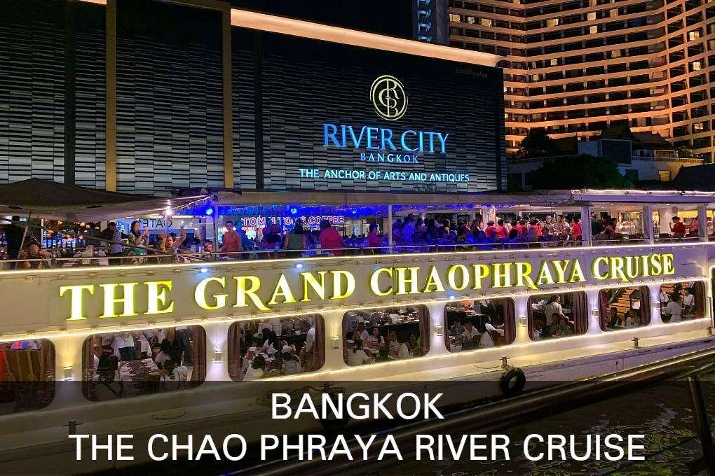 Lees Hier Het Artikel Over De Chao Phraya River Cruise Die Wij Maakte In Bangkok